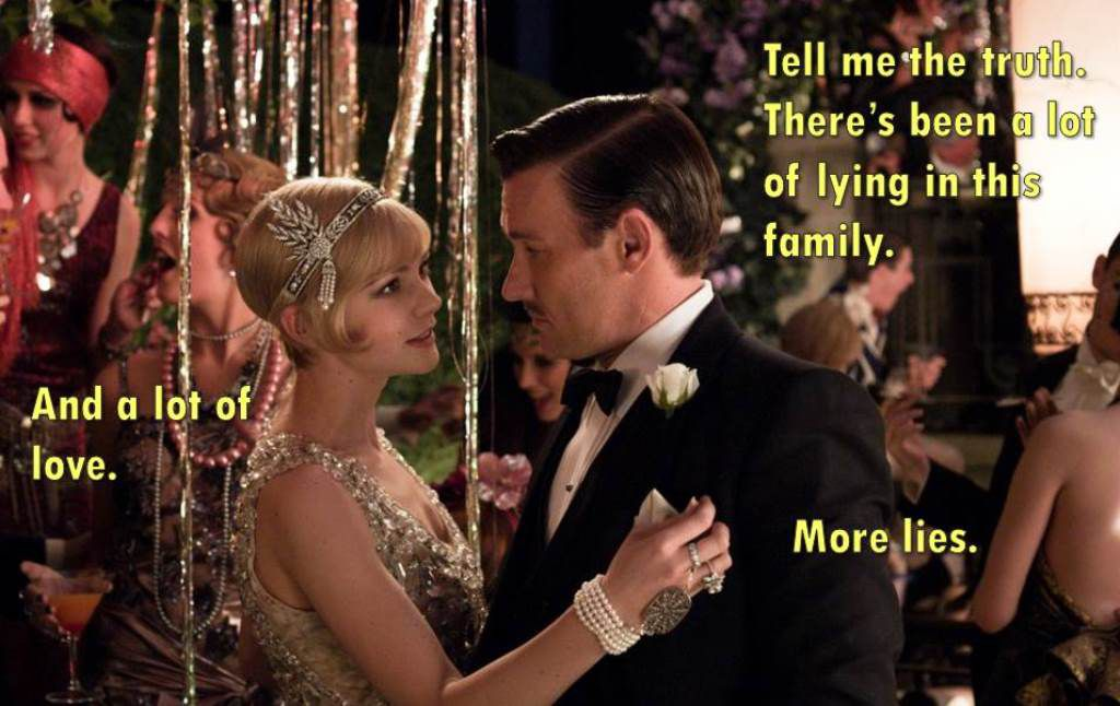 Gatsby Arrested Development 3