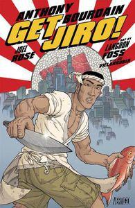 Get Jiro Bourdain Cover