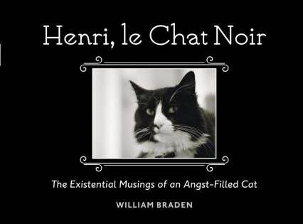 Henri Le Chat Noir William Braden Cover