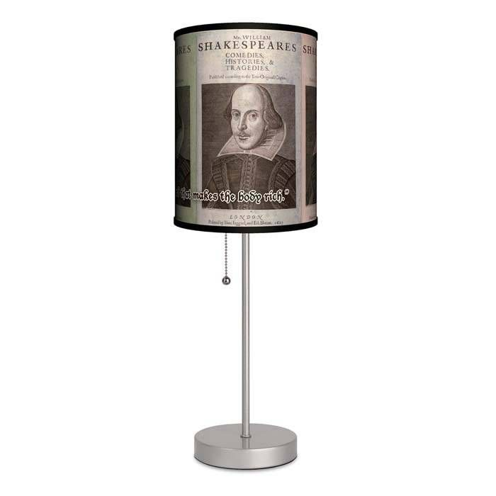 Lamp in a Box Shakespeare