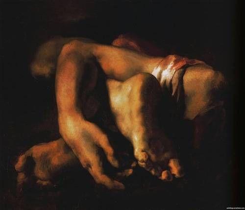 Théodore Géricault's Study of Severed Limbs - 1818