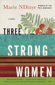 Three Strong Women Marie NDiaye Cover