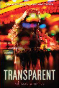 Transparent Natalie Whipple Cover