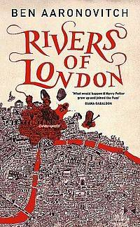 Aaronovitch Rivers of London