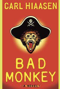 Bad Monkey Carl Hiassen Cover