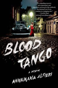 Blood Tango Annamaria Alfieri Cover