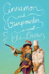 Cinnamon and Gunpowder Eil Brown Cover