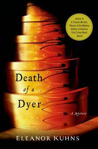 Death of a Dyer Eleanor Kuhns Cover