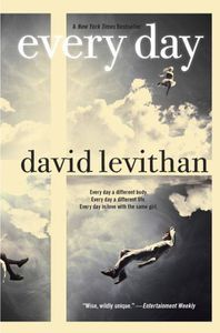 Every Day DAvid Levithan Cover