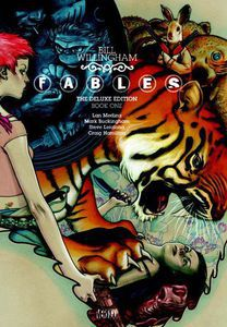 Fables Bill Willingham Cover