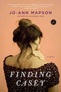 Finding Casey JoAnn Mapson Cover