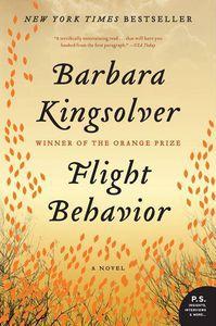 Flight Behavior Barbara Kingslover Cover