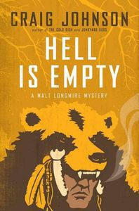 Hell is Empty Craig Johnson Cover