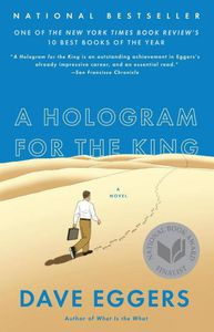 Hologram for the King Dave Eggers Cover