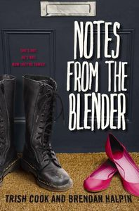 Notes from the Blender Cook Halpin Cover