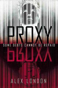 Proxy Alex London Cover