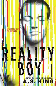 Reality Boy AS King Cover
