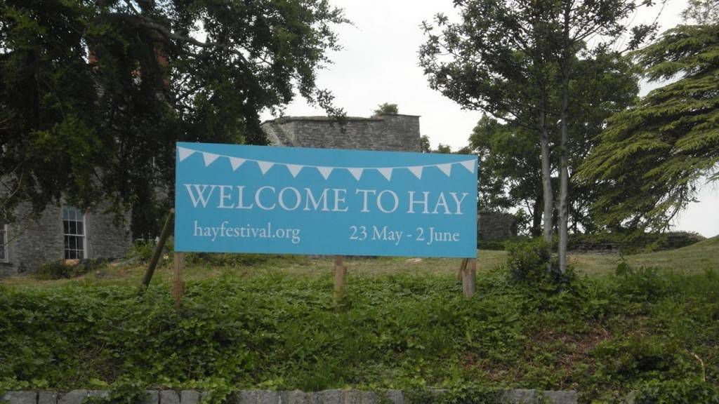 welcome to hay
