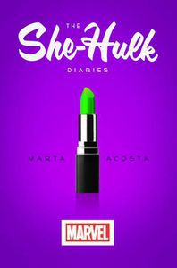 The She-Hulk Diaries Cover