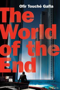 The World of the End Ofir Gafla Cover