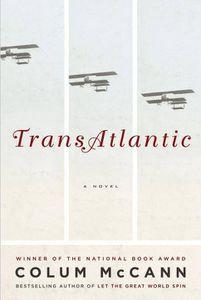 TransAtlantic Colum McCann Cover