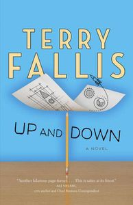 Up and Down Terry Fallis Cover