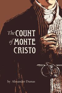cover of The Count of Monte Cristo by Alexandre Dumas