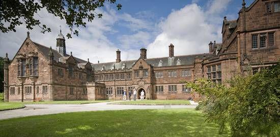 gladstone library exterior