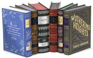 Barnes & Noble Leatherbound Classics