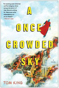 A Once Crowded Sky Tom King Cover