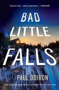 Bad Little Falls Paul Doiron Cover