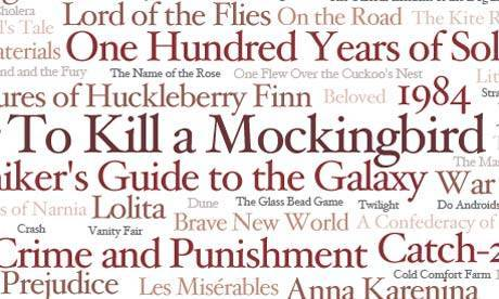 The 10 Best Top 100 Books Lists