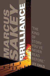 Brilliance Marcus Sakey Cover