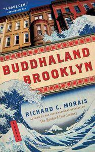 Buddhaland Brooklyn Richard Marais Cover