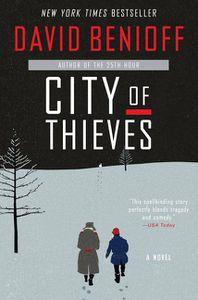 City of Thieves David Benioff Cover