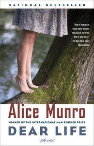 Dear Life Alice Munro Cover
