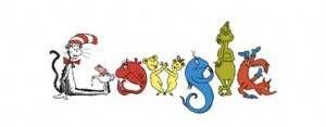 Dr Seuss's 105th Birthday
