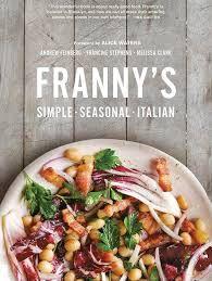 Franny's Simple Seasonal Italian Cover