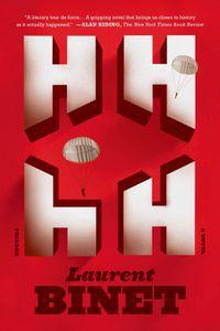 HHhH Laurent Binet Cover