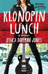 Klonopin Lunch Jessica Jones Cover