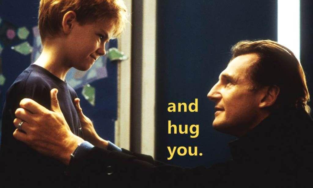 Liam Neeson as Runaway Bunny 17