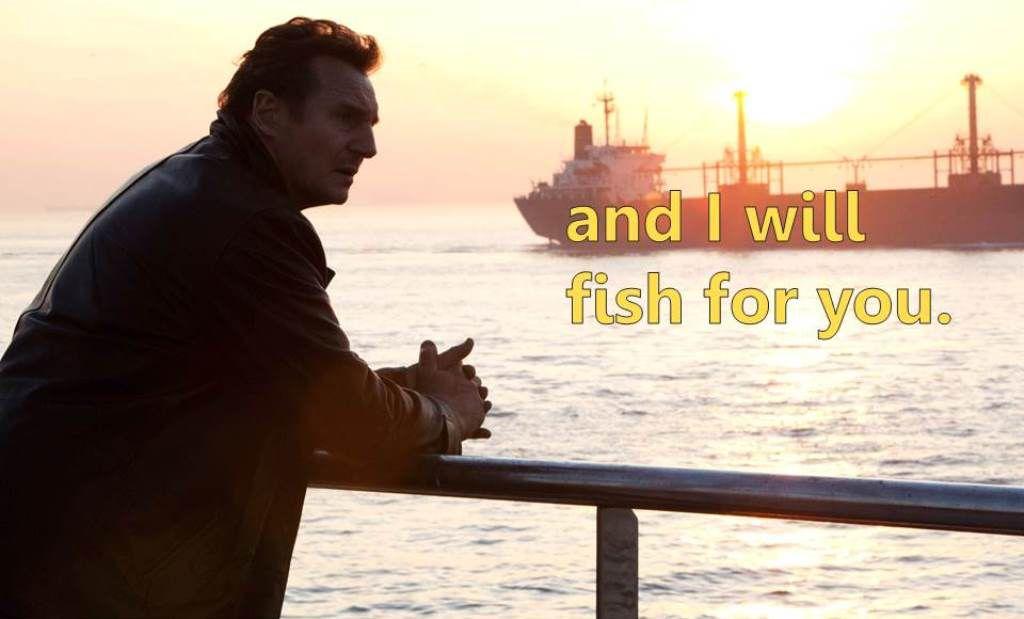 Liam Neeson as Runaway Bunny 5