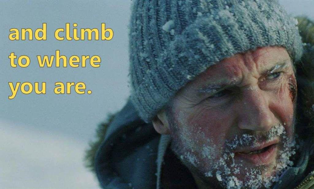 Liam Neeson as Runaway Bunny 7