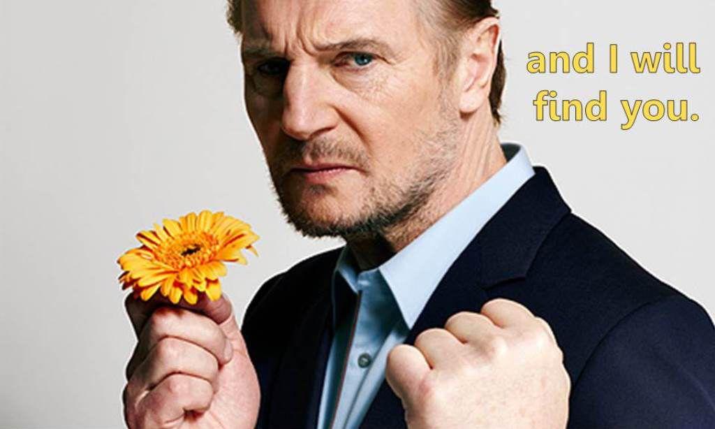 Liam Neeson as Runaway Bunny 9