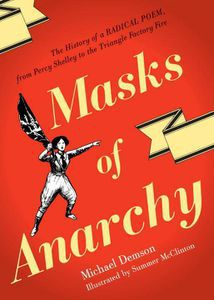 Masks of Anarchy Michael Demson Cover