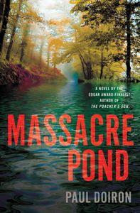 Massacre Pond Paul Doiron Cover
