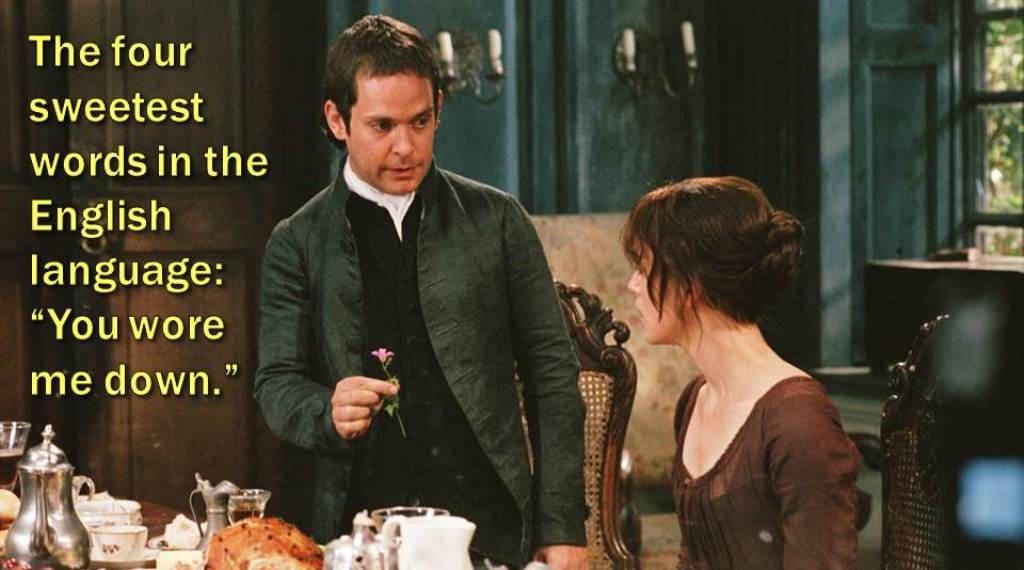 Pride And Prejudice Meets Parks And Recreation