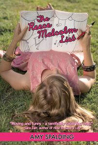 The Reece Malcolm List by Amy Spalding