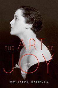 The Art of Joy Coliarda Sapienza Cover