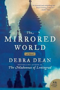 The Mirrored World Debra Dean Cover